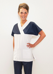 G007 TINA SCRUB TOP